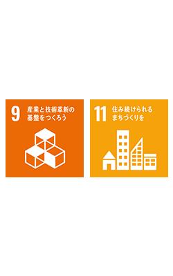 SDGs情報セキュリティ体制の確保ロゴ